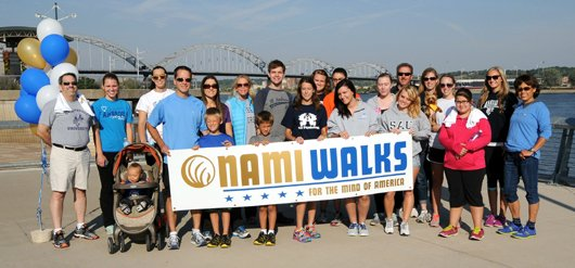 Image of NAMI Walk Team